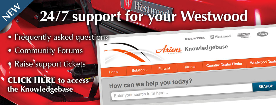 Support for your Westwood