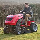 Westwood V Series garden tractors