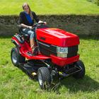 Westwood F Series 4TRAC garden tractors