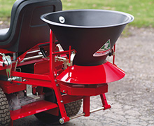 Countax Powered Broadcast Spreader
