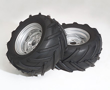 Countax Chevron Tyres
