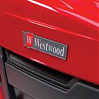 Westwood garden tractors feature a range of noise reducing features