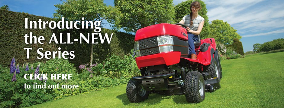 Read more about the new Westwood T Series